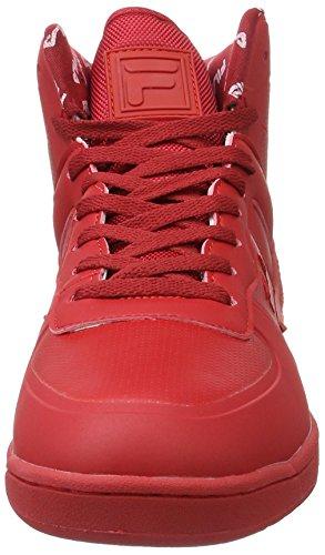 Fila Falcon 2 Mid - Zapatillas Hombre Rot (Pompeian Red)