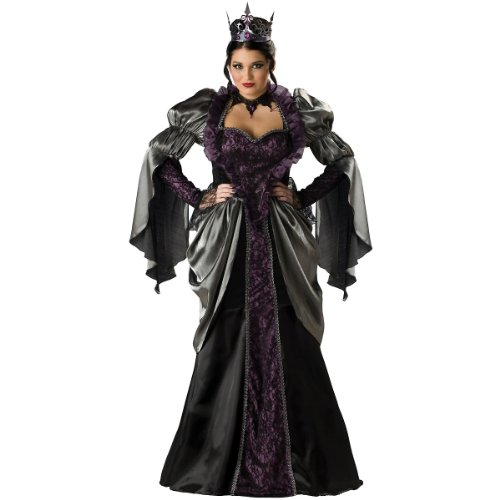 Wicked Queen Adult Costume - Plus Size 2X]()