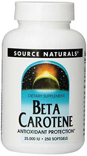 Source Naturals Carotene Antioxidant Protection product image
