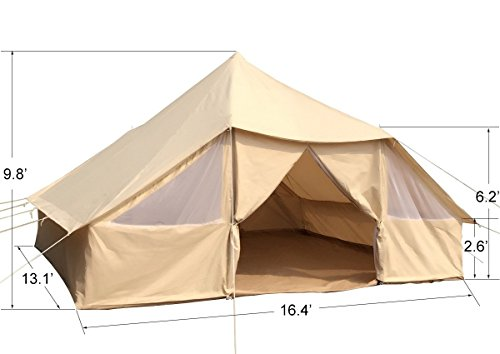 Dream Outdoor Waterproof 4 Season Tent for Persons