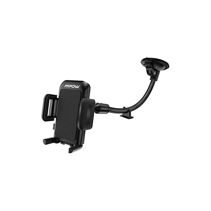 Mpow Cell Phone Holder for Car, Windshie
