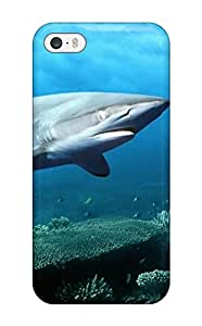 Hot Hot Tpye Nature Animals Underwater Case Cover For Iphone 5/5s