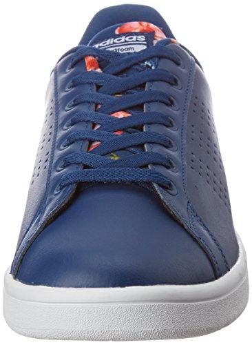 shored Azul mysblu Adidas mysblu Cloudfoam Mujer Zapatillas Advantage Para qY8zY1X