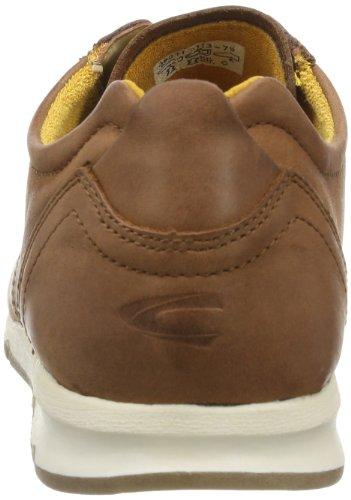 camel active Samba 11 380.11 Herren Sneaker Braun (Nut)