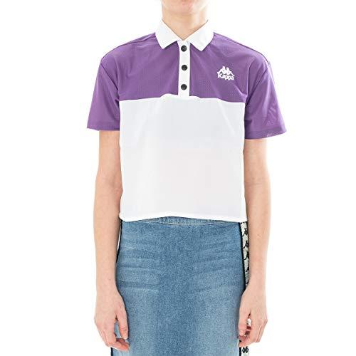 912 304i6h0 violet Kappa Polo Baty Wht Mujer Banda 222 6YBZqTwg