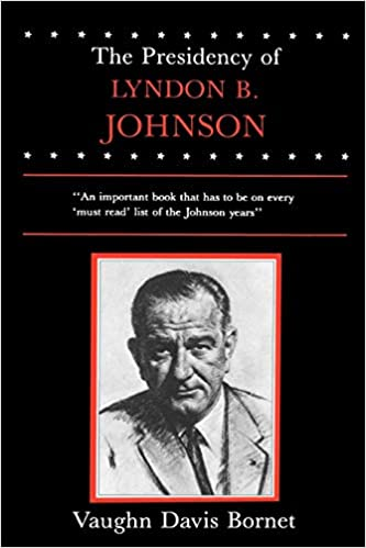 1964 LBJ For The USA Lyndon Johnson Presidential Campaign Window Card Poster