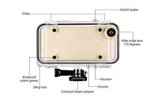 Waterproof Shock Proof Sensitive Mountable Compatible