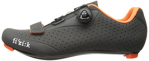 Fluorescent BOA Shoes Cycling R5 Orange Road UOMO Fizik Anthracite qx0gIXxw