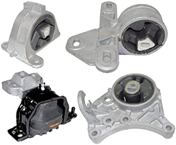 Transmission Motor Mount Driver Side for Grand Caravan Voyager Town /& Country