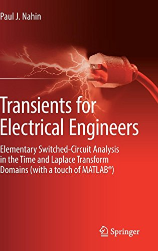 rical Engineers: Elementary Switched-Circuit Analysis in the Time and Laplace Transform Domains (with a touch of MATLAB®) ()
