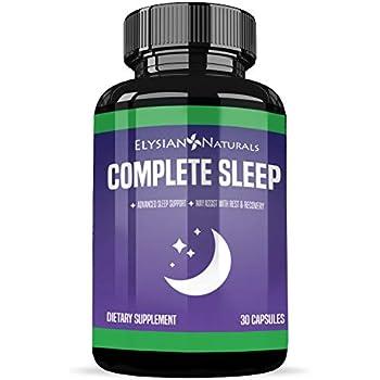 Amazon.com: Sleep Sense - Natural Sleep Aid with Melatonin ...