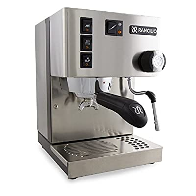 Rancilio HSD-SILVIA Silvia Espresso Machine from Rancilio