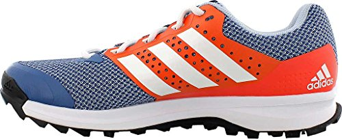 adidas Performance Herren Duramo 7 M Trail Runner Core Blue, Weiß, Energie