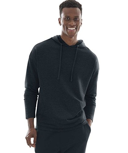 Charles River Apparel Men's Adult Harbor Hoodie, Black, 3X-Large (Charles Hoody)