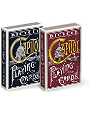 Bicycle Capitol Koleksiyonluk Kartı Oyun Kağıdı Kartları Destesi