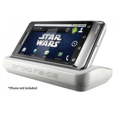 Motorola Docking Station - Motorola DROID 2 R2D2 Star Wars Limited Edition Multimedia Docking Station