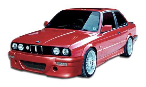 1984-1991 BMW 3 Series E30 Duraflex CSL Look Side Skirts Rocker Panels - 2 (Look Side Skirts)
