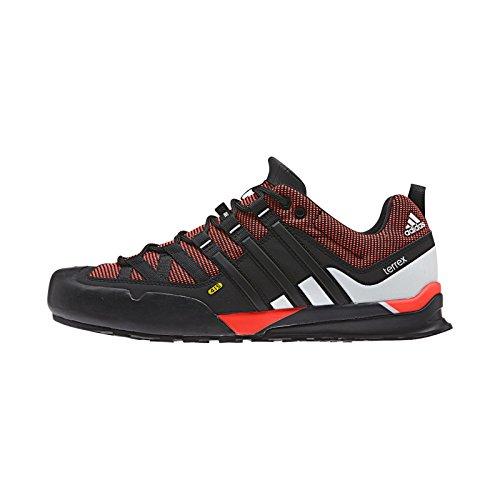Adidas Outdoor Men's TERREX SOLO Red Sneakers 11.5 M