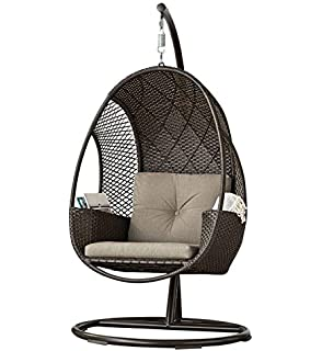 Pleasant Amazon Com Sunvilla Outdoor Patio All Weather Wicker Home Interior And Landscaping Ologienasavecom