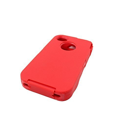 SANOXY® Silicone Cassette Tape Case / Skin / Cover for iPhone 4