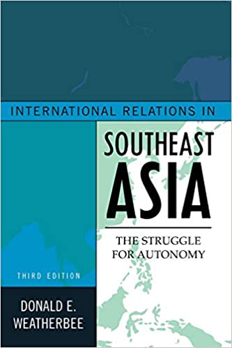 Amazon com: International Relations in Southeast Asia: The