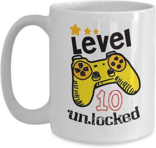 Thorea Happy Birthday Mug 11 OZ- Videojugador desbloqueado ...