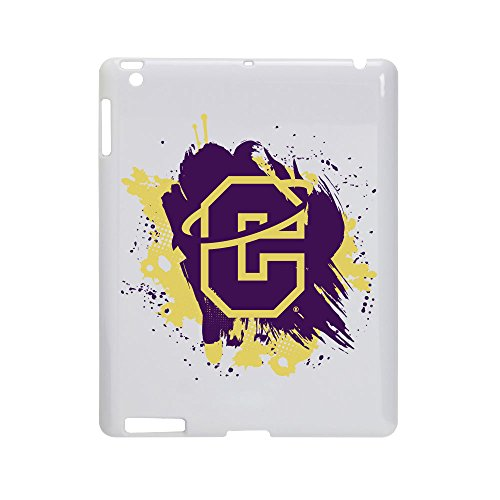 Carroll College Fighting Saints - Case for iPad 2 / 3 - White