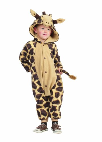 RG Costumes Georgie Giraffe, Brown/Tan, Toddler