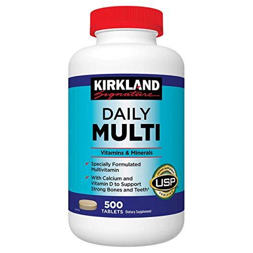 10 Best Kirkland Signature Multivitamin