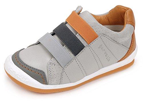 Garvalín 172452, Zapatillas para Niños Gris (Marengo /     Grey /     Sauvage)