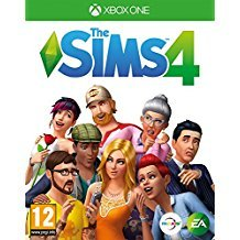 The Sims 4 (Xbox One) (The Sim Xbox)