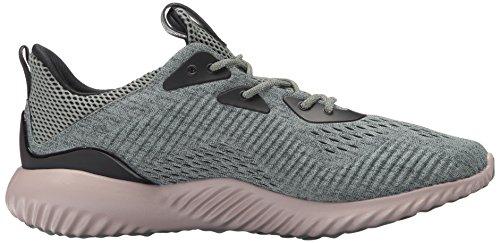 Zapatillas De Running Adidas Hombres Alphabounce Em M Ivy / Trace Green / Vapor Grey