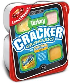 Armour Lunchmakers Turkey 2.9 Oz Pack Of 5