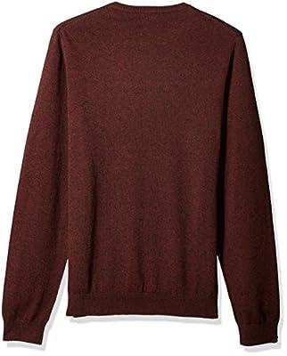 Van Heusen Men's Plaid Crew Sweater
