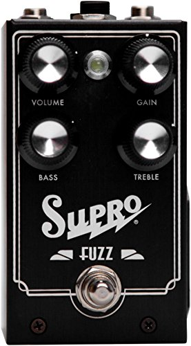 Tone Bender Fuzz (Supro Fuzz)