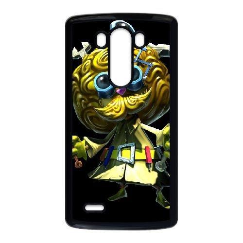 LG G3 phone case Black League of Legends Heimerdinger TTT2246979
