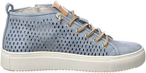 Blackstone Womens Pl88 High Sneaker Blue (winter Sky)