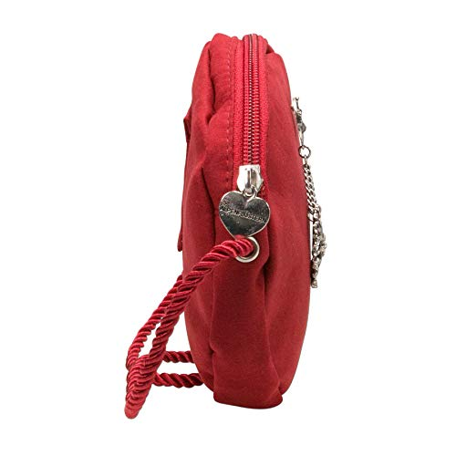 Cross Womens Size Bag Red Alpenflüstern One Polyester SwqdSP