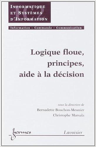 En ligne téléchargement Logique floue. Principes, aide à la décision epub pdf