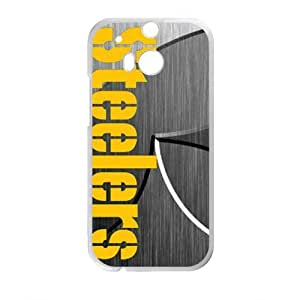 Steelers Fahionable And Popular High Quality Back Case Cover For HTC M8