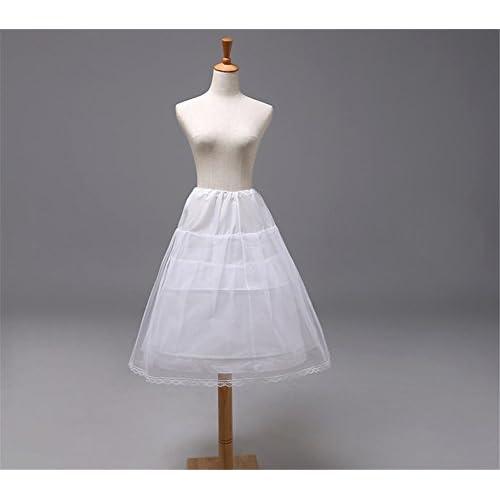 18b683603a7 Jupon Long De Robe De Mariage Cérémonie Fête Danse Spectacle En Tulle 2  Cerceau 2 Couches
