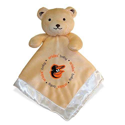 Baby Fanatic Security Bear Blanket, Baltimore Orioles