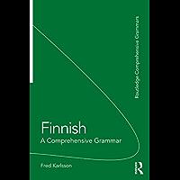Finnish: A Comprehensive Grammar (Routledge Comprehensive Grammars)