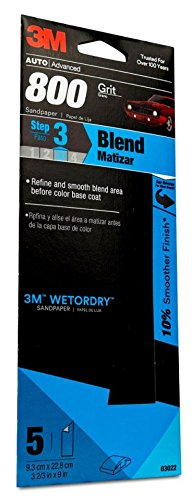 3M 03022 Imperial Wetordry 3-2/3