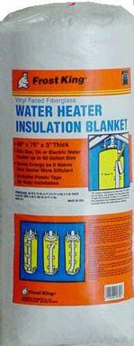 Frost King Water Heater Insulation Blanket 3