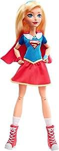 "Mattel DC Super Hero Girls Supergirl 12"" Action Doll"