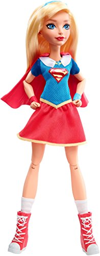 Mattel DC Super Hero Girls Supergirl 12