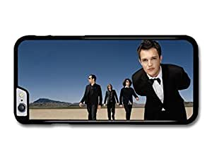 "AMAF ? Accessories The Killers Band Photo shoot Walking in the Desert case for iPhone 6 Plus (5.5"")"