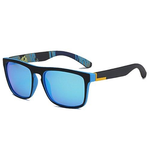 QQBL De UV400 Mode Blue Soleil Et Polarisées PC États Hommes Europe Unis Lunettes HBnrOH48