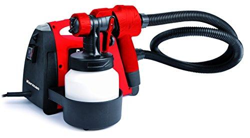 Korman 237220 Pistola de pintura eléctrica (800 W): Amazon.es: Bricolaje y herramientas